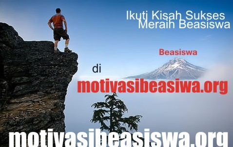 Motivasi Beasiswa